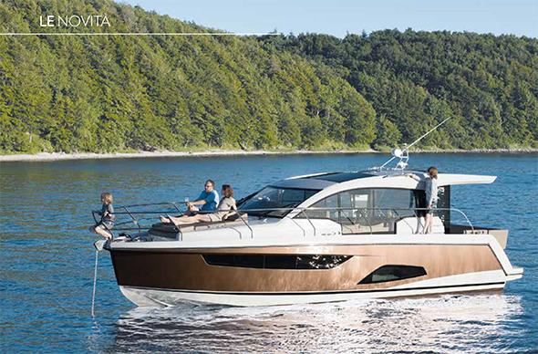 Novita - Sealine C330_Nautica